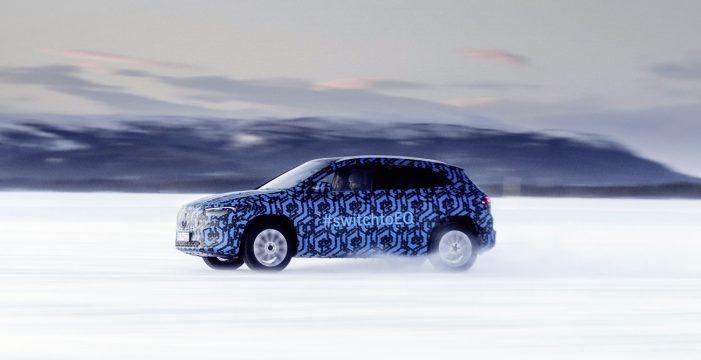 Los modelos compactos de Mercedes-Benz se convierten en eléctricos