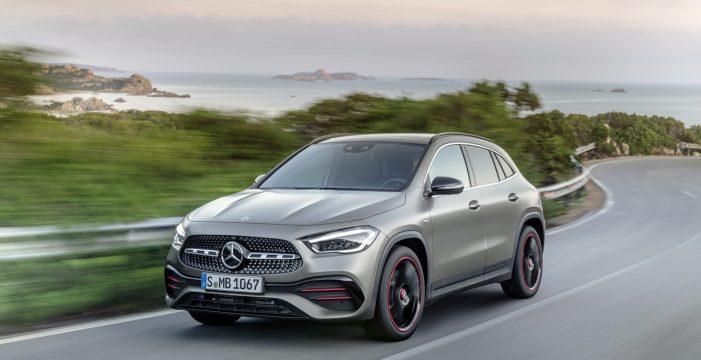 Nuevo Mercedes-Benz GLA: más carácter, más espacio y más seguridad