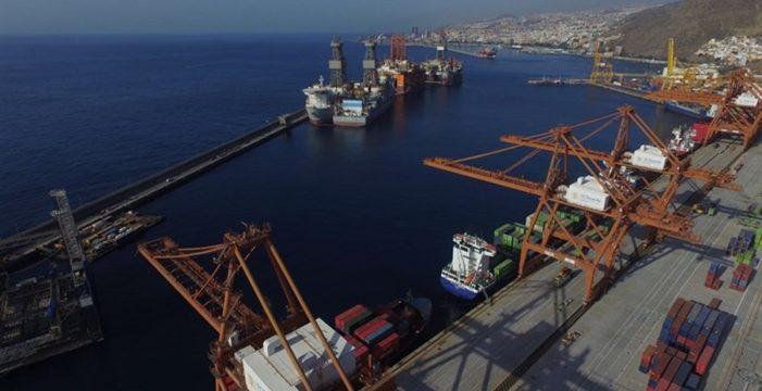 La Autoridad Portuaria de Tenerife garantiza el suministro de productos de consumo