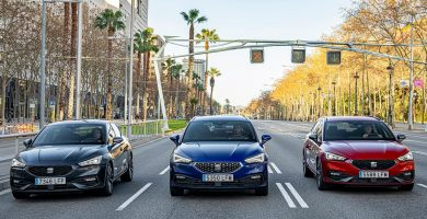 El nuevo SEAT León es el vehículo más avanzado de la historia de la marca