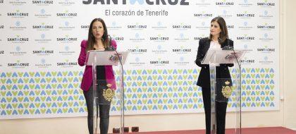 Santa Cruz activa un plan de choque con 14 líneas de apoyo al tejido productivo de la capital