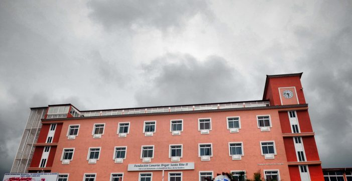 El Hogar de Santa Rita, en Tenerife, aísla a dos mayores tras un positivo