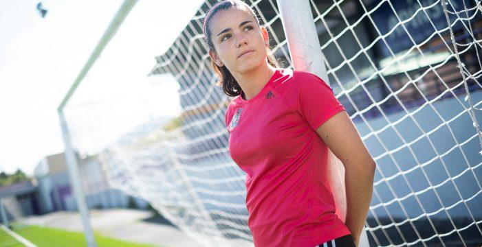 """Xiomara Díaz, árbitra de fútbol: """"Queda mucho por avanzar; a lo largo de la historia la mujer siempre ha estado en un segundo plano"""""""