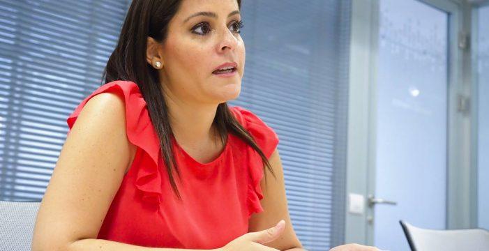 """Yaiza Castilla: """"Ni en mis peores pesadillas pensé pasar de llenar aviones con turistas a organizar una operación salida"""""""