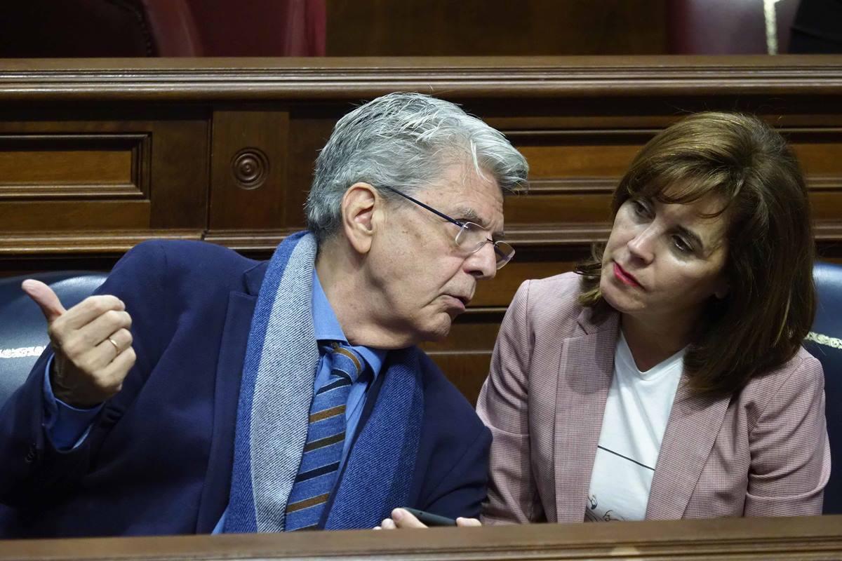 Julio Pérez y Teresa Cruz Oval. DA