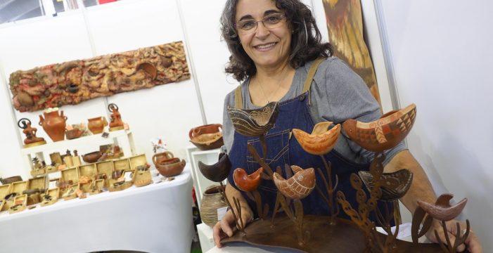"""Agael León: """"La artesanía era el motor que movía la economía de nuestra casa"""""""