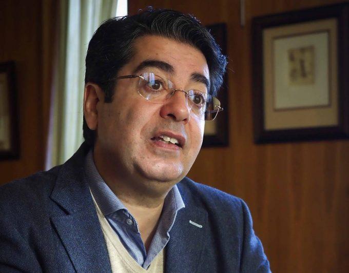 """Pedro Martín: """"Nuestra mayor preocupación son las residencias de mayores y los centros de discapacidad"""""""