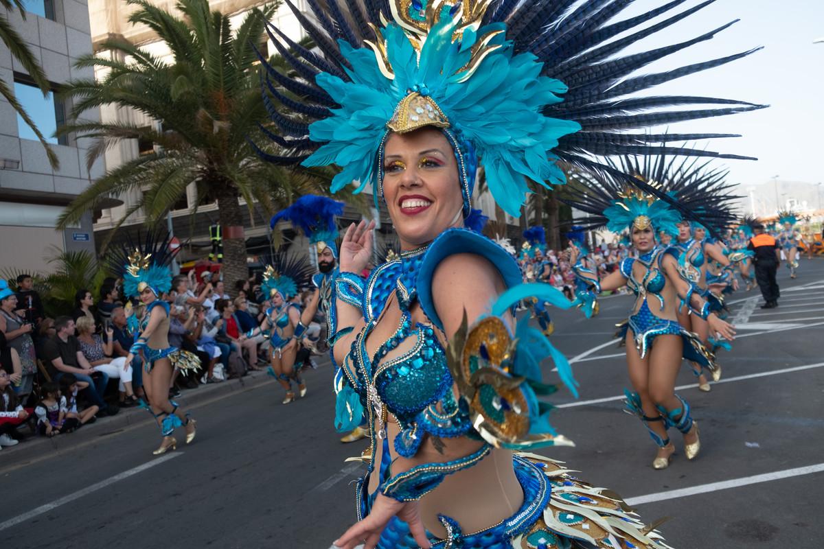Estas son las propuestas de Santa Cruz de Tenerife para el tema del Carnaval 2021