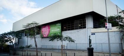 Una sentencia del TSJC desbloquea el proyecto de ampliación del pabellón Paco Álvarez, en Santa Cruz