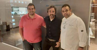 Hermanos Padrón y Diego Guerrero, chefs que juegan la misma liga