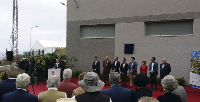 El extensionista Pedro Ayerra da nombre a la EDAR de Valle de Guerra