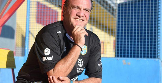 """Antonio González (UDG Tenerife): """"Desde un primer momento fuimos informados del ERTE"""""""