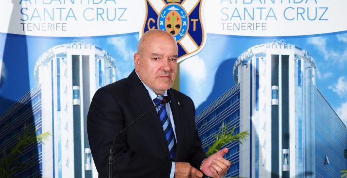 Miguel Concepción hace propio el enfado de la afición