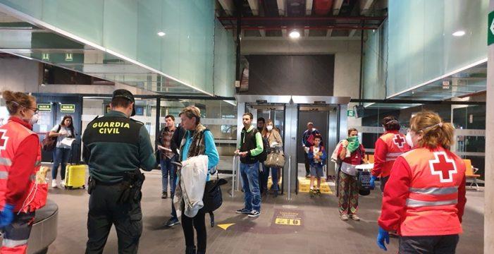 La Palma se protege ante la entrada de posibles viajeros contagiados
