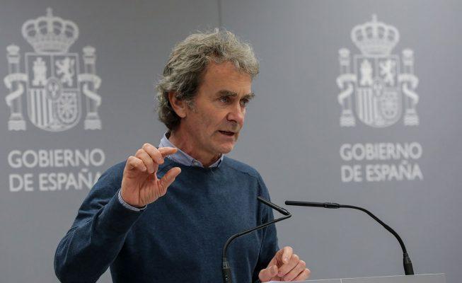 Fernando Simón da positivo en coronavirus