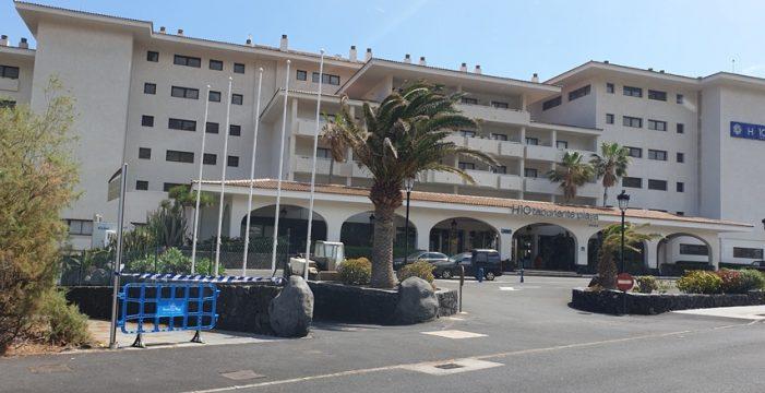 La Palma cumple hoy con el cero hotelero y cientos de trabajadores vuelven a casa