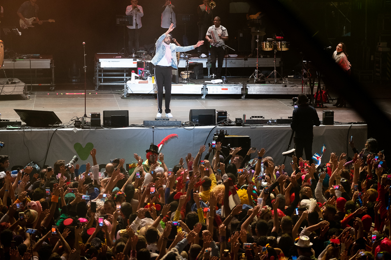 El informe sobre el concierto de Juan Luis Guerra ha puesto al descubierto graves irregularidades. DA