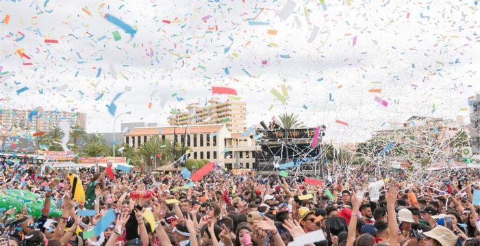 El Covid-19 se ceba con los 'otros' Carnavales de Tenerife