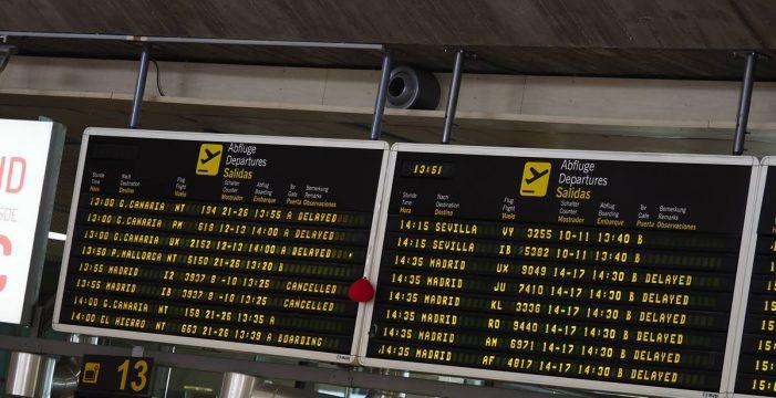 Ashotel impulsa una aerolínea para los vuelos entre Canarias y la Península