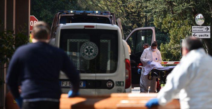 La propagación sigilosa del Covid-19 en Italia, que llega a 793 fallecidos en un día