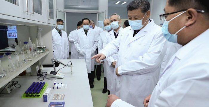 China ya hace pruebas con humanos para su vacuna contra el coronavirus