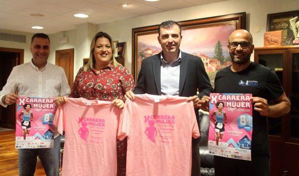 La Carrera de la Mujer de Tenerife enfila su recta final