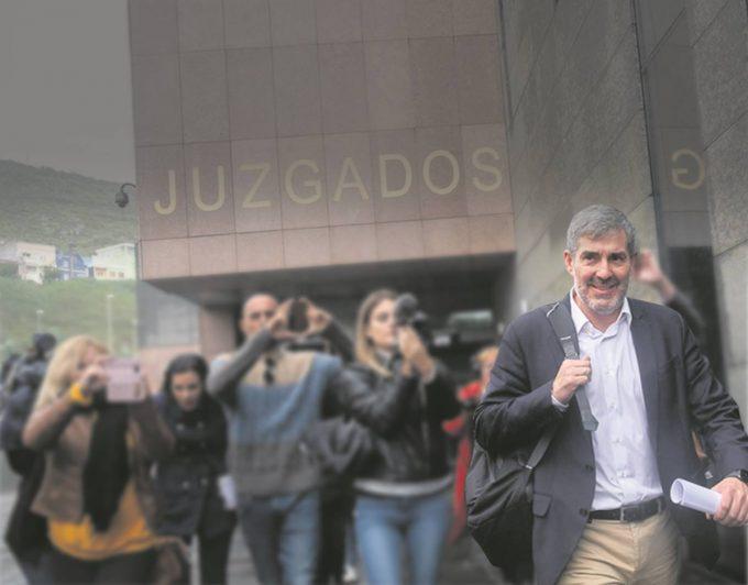 El Ayuntamiento de La Laguna se persona en los casos Grúas y Reparos como acusación