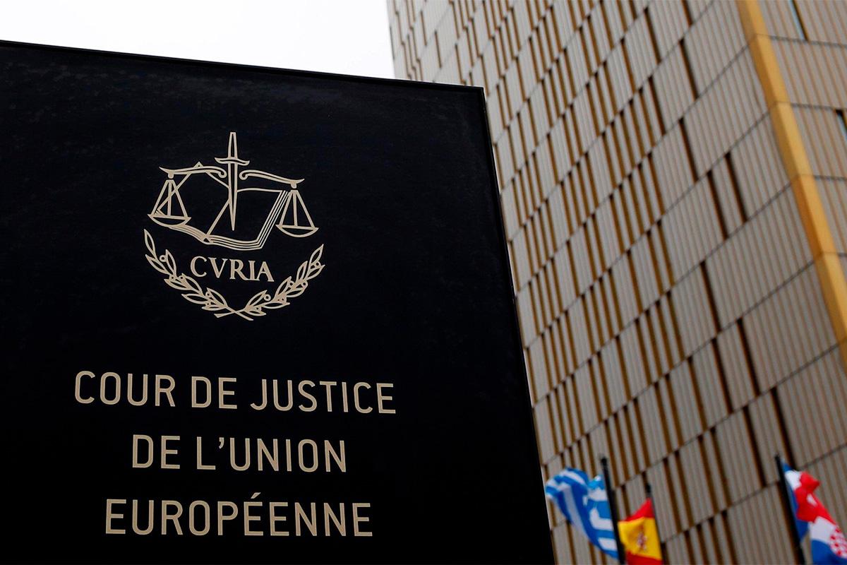 SEDE TRIBUNAL JUSTICIA EU