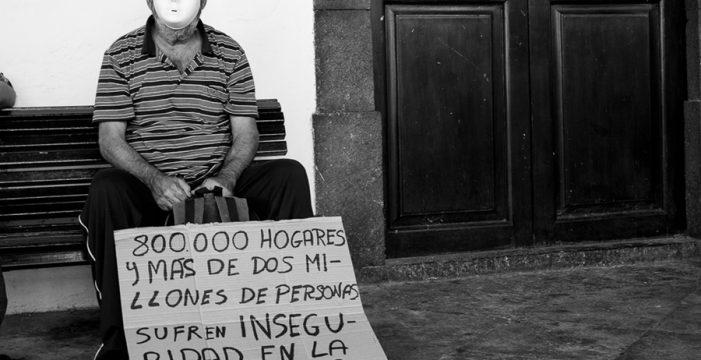 Más de 70 personas sin hogar en La Palma frente a la crisis sanitaria del COVID-19