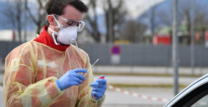 Los segundos test rápidos de Sanidad no superan el 50% de sensibilidad