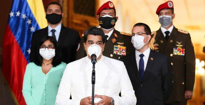 Maduro desplegará armamento de guerra ante un eventual conflicto con EEUU