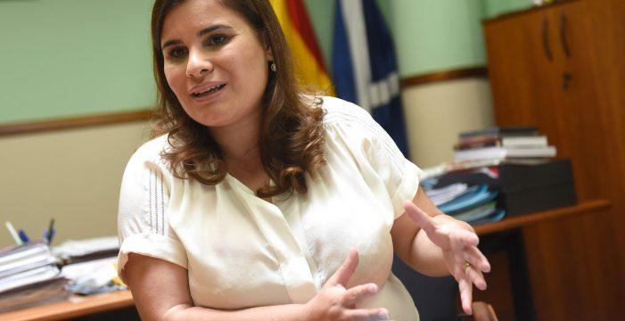 """Mari Brito: """"Queremos conocer los contagios por municipio, no para difundirlos, sino para colaborar de manera más eficiente en la crisis"""""""