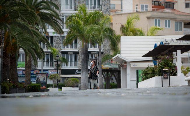 Se busca al hombre que ha intentado atracar una joyería en el Puerto de la Cruz