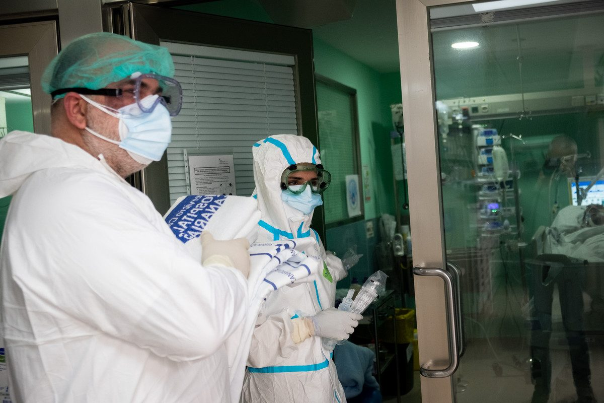 Nueve fallecidos y 174 contagios nuevos por Covid-19 en Canarias