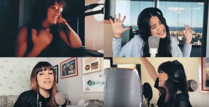 Rosana y Pedro Guerra, entre los artistas unidos para hacer una nueva versión de 'Resistiré' durante el estado de alarma