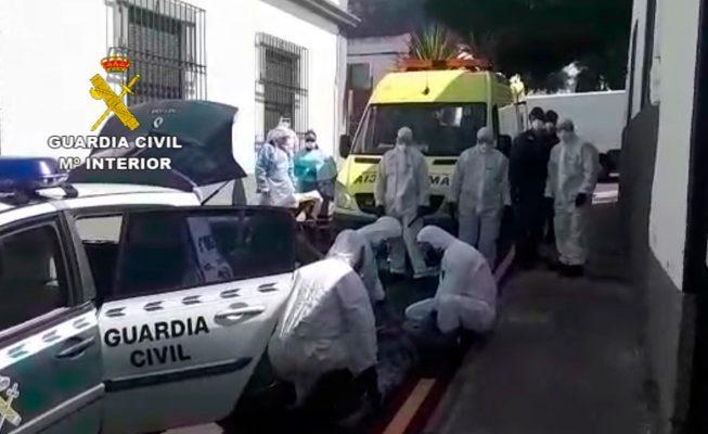 Detenido en Tenerife por segunda vez en menos de 48 horas tras escupir a guardias civiles mientras decía estar contagiado