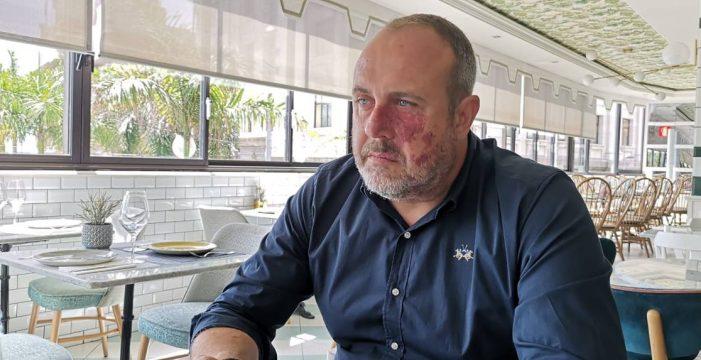 """Enrique Arriaga: """"Las empresas del transporte público también necesitan fondos extraordinarios para subsistir"""""""