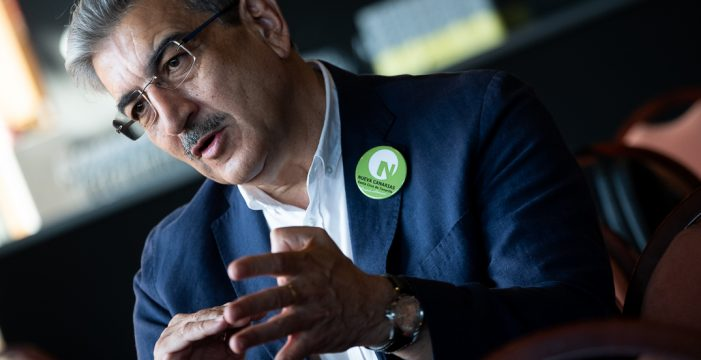 """NC espera que Sánchez oficialice su apoyo a las demandas """"justas"""" para Canarias para apoyar el estado de alarma"""