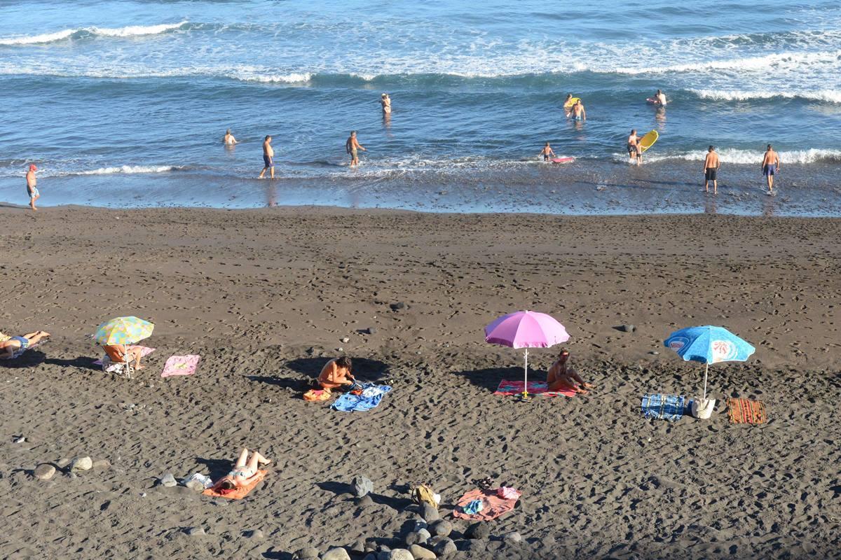 Playa El Socorro. Sergio Méndez