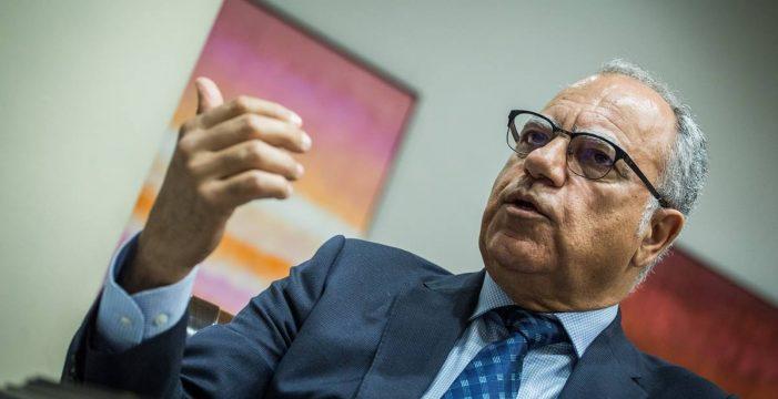 """Curbelo: """"Aun si Madrid nos fallara, este Gobierno seguirá unido en Canarias"""""""