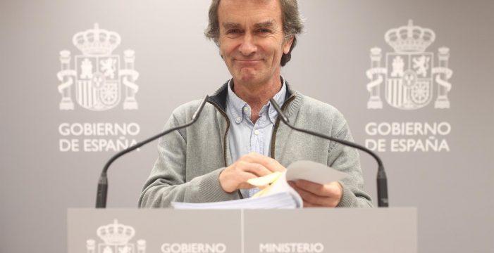 Las mil caras de Fernando Simón