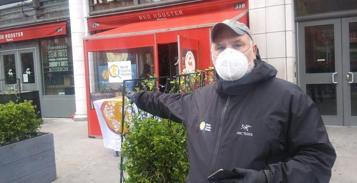 """José Andrés: """"En emergencias, los cocineros somos los soldados perfectos"""""""