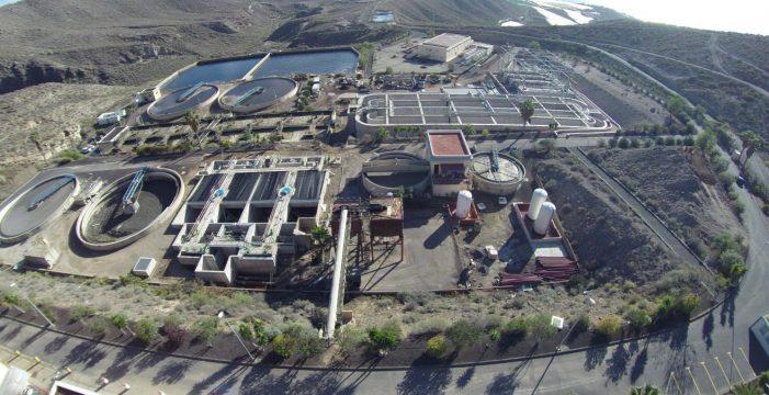 El Gobierno de Canarias entrega al Cabildo las obras del sistema de depuración Adeje-Arona