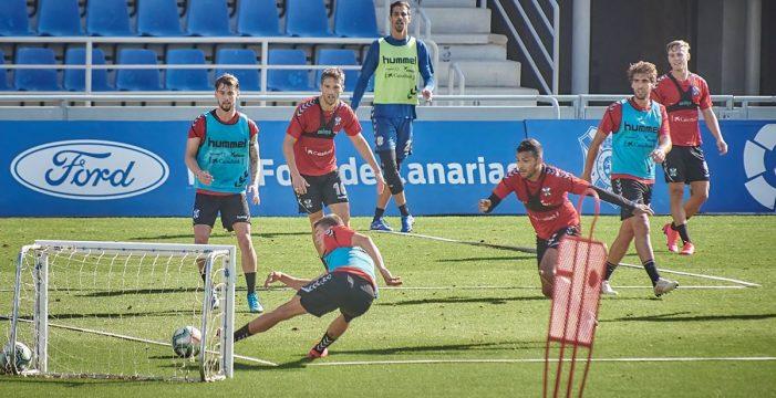 Los duelos contra el Fuenlabrada y el Málaga ya tienen fecha y hora