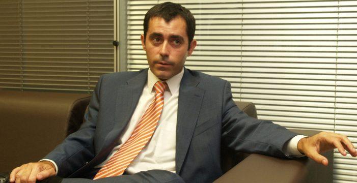 """Juan José Martínez: """"CC no está en clave de censura; es la alcaldesa la que debe asegurar apoyos"""""""