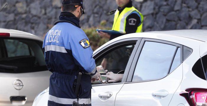 La Policía Local instruye 85 actas por no llevar mascarilla y 36 por hacer botellón