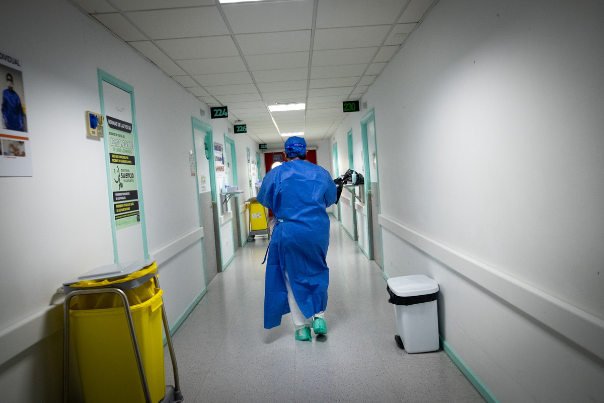 Personal sanitario del HUC, imagen de recurso. Fran Pallero