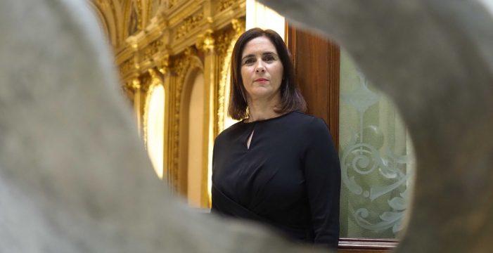 """Marta Arocha: """"Las personas sin hogar acogidas en los pabellones municipales no volverán a las calles"""""""