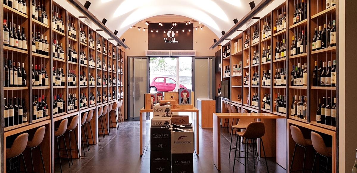 Sal y pimienta: Vinófilos, otra forma de vender vino. DA