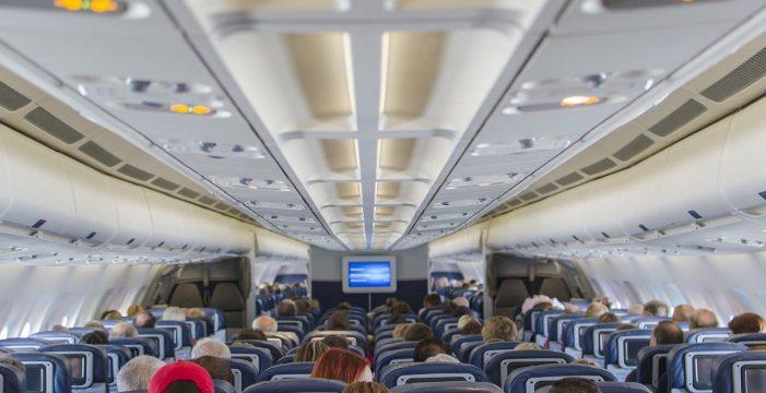Todos los pasajeros del vuelo a Lanzarote, negativos en Covid 19